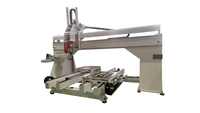 IGW-5AM-3012 Table Mobile Routeur Cnc 5 Axes